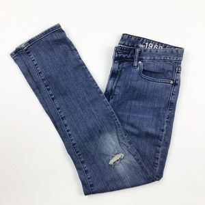 GAP Always Skinny High Rise Jeans Size 27